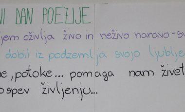 Svetovni dan poezije
